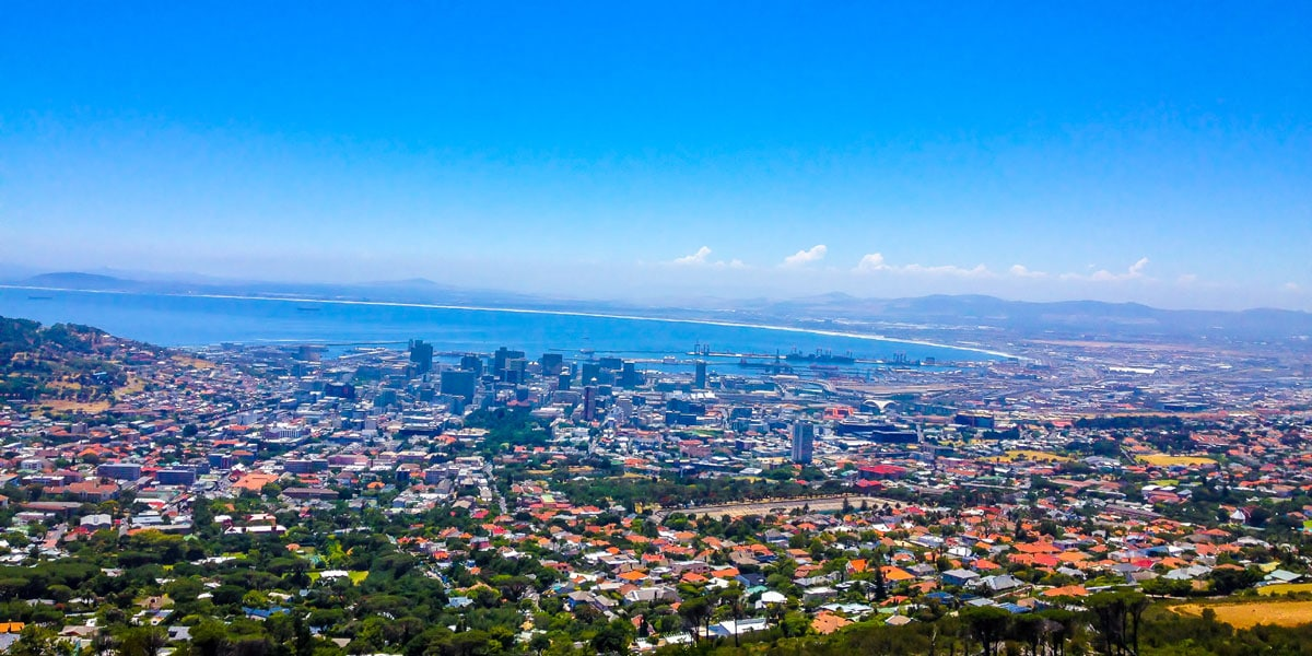Cape Town Full Day City Tour